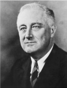 FDR portriat